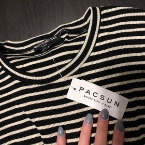 NEW!! PacSun T-shirt dress